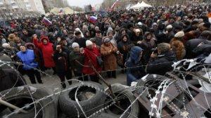 Киевские власти вновь объявили о начале антитеррористической операции