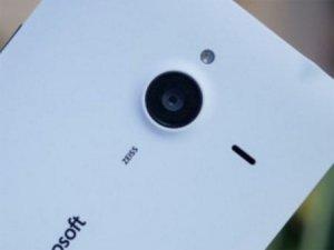 Microsoft Lumia 850 засветился в золотистом исполнении