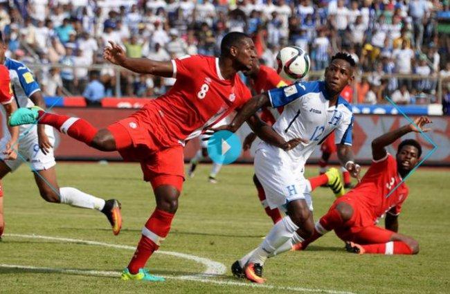 Канада проиграла Гондурасу в отборочном туре