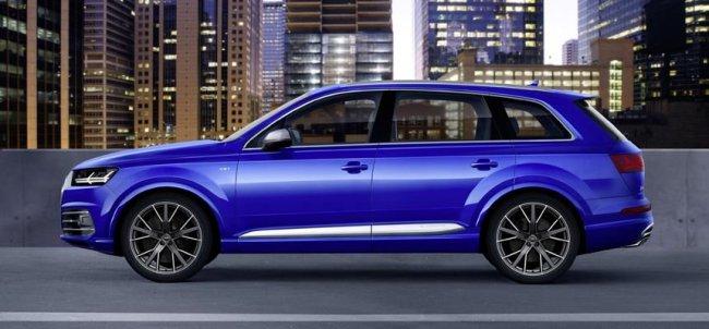 Мощный автомобиль от Audi
