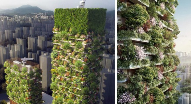 Стефано Боери – автор самых экологичных небоскребов