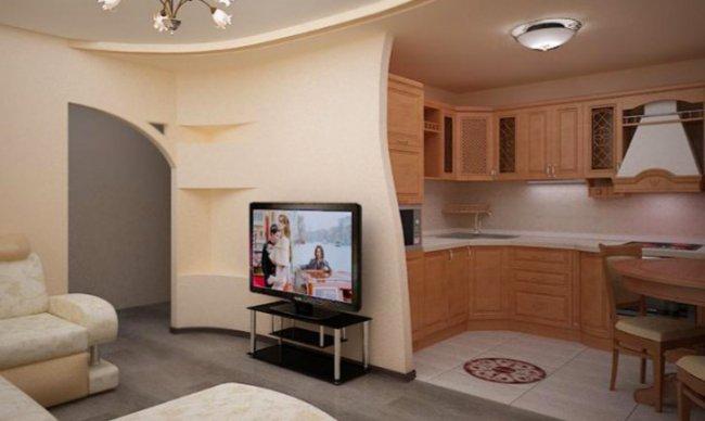 Основы ремонта квартиры-студии