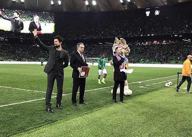 Определен посол чемпионата мира по футболу 2018