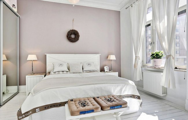 Интерьер в скандинавском стиле – прекрасная идея для темных помещений