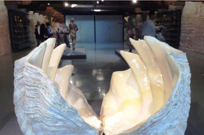Выставка года в Венеции: «Сокровища затонувшего корабля «Невероятный»