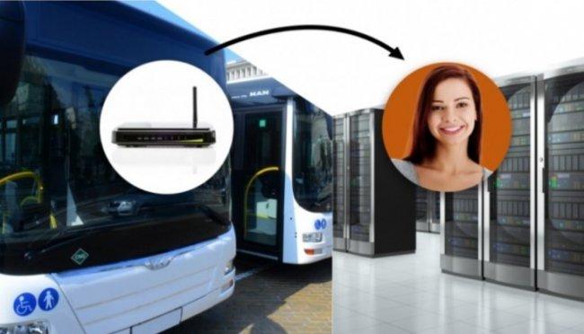 В бразильских автобусах введен фейс-контроль льготных категорий пассажиров