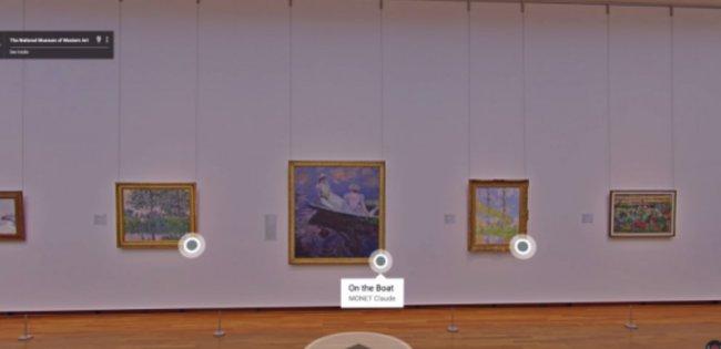 Google порадовал всех любителей искусства усовершенствованным поиском художественных объектов