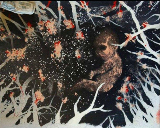 В Сиэтле состоится выставка картин К. Кобейна
