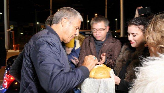 В Крым приехало известное «Такси»
