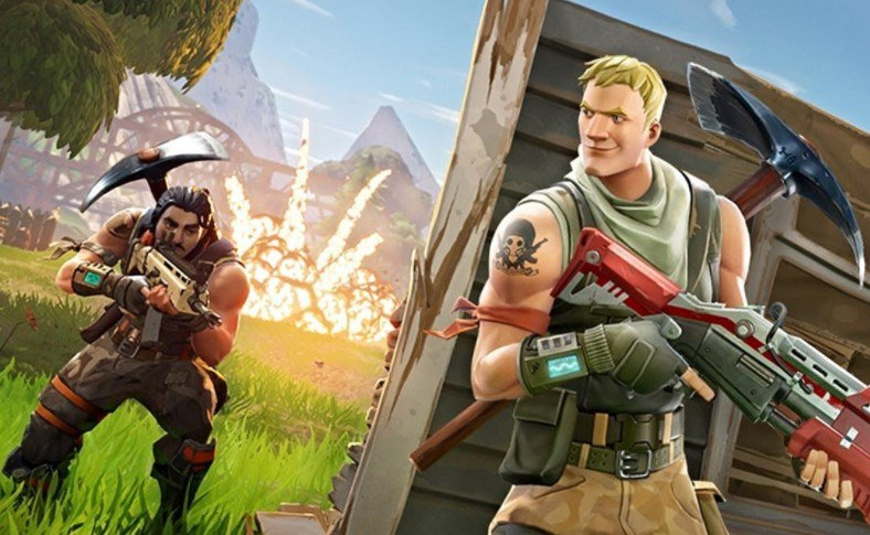 Download Fortnite for PC (Windows) - Games-Solution