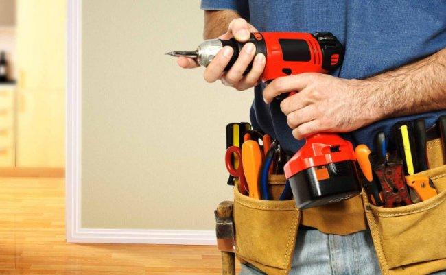 Помощь настоящего профессионала в ремонте