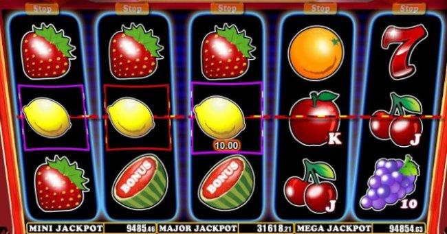 Игровые автоматы – место, где можно выиграть