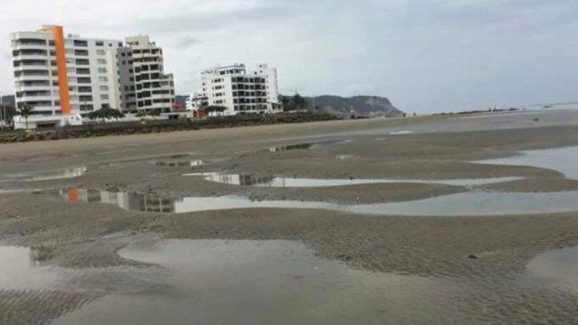 Жители Эквадора не на шутку переполошились