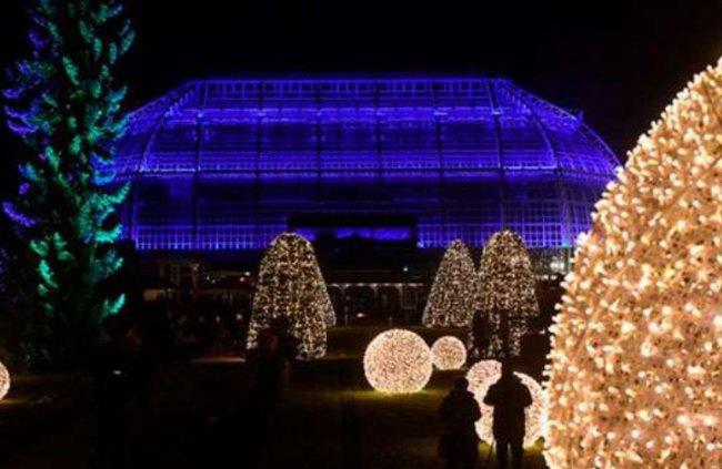 Рождественский Сад в Берлине