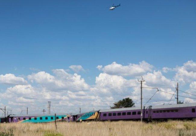 Железнодорожная трагедия в ЮАР