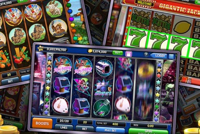 Игровые автоматы на бонусы в казино Вулкан