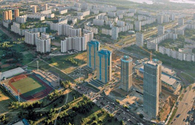 Продажи недвижимости в Москве увеличились вдвое 2