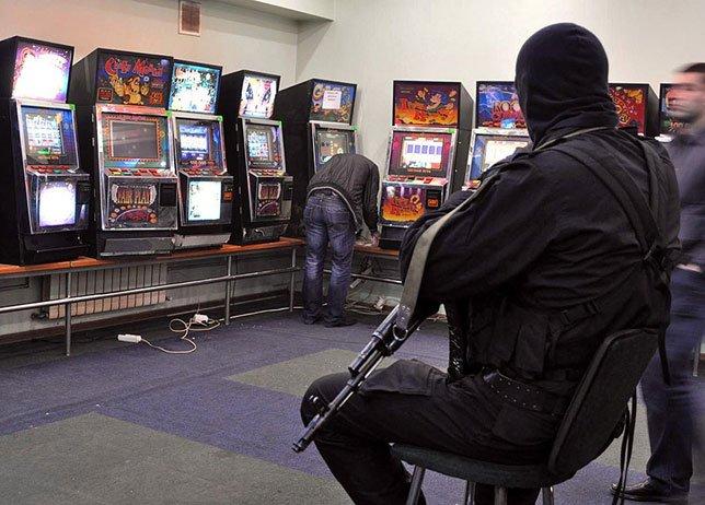 Игры окончены - силовики накрыли сеть казино 2