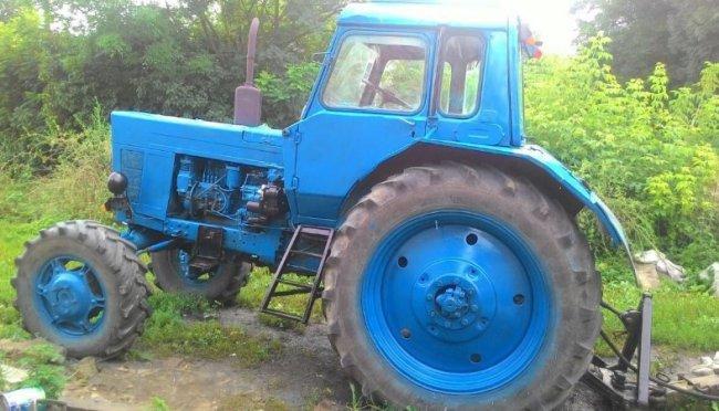 Трактор – выгодное решение для разных целей 2