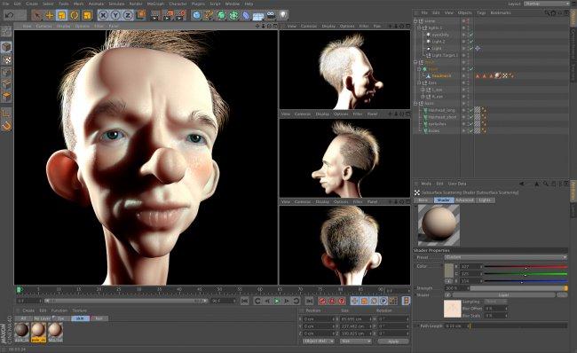 3D-моделирование: особенности и программное обеспечение 2