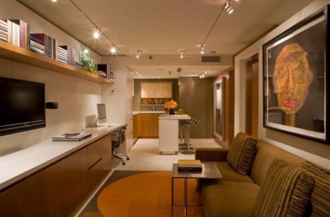 Смарт-дизайн квартиры