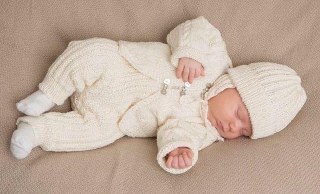 Шопинг для будущей мамочки – трикотажные кофточки для новорожденных