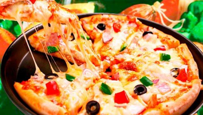 Заказ пиццы – быстрый способ покушать блюдо 2