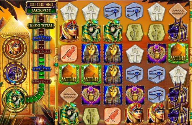 Игровой автомат Legend of the Nile