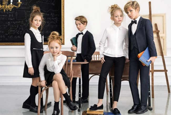 Школьная и повседневная одежда для ваших детей 2019-2020 - что выбрать?