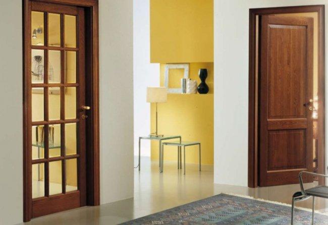 Почему вам следует выбрать межкомнатные двери из массива ольхи