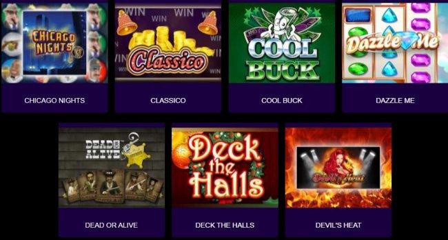 Игровое казино Азино 777