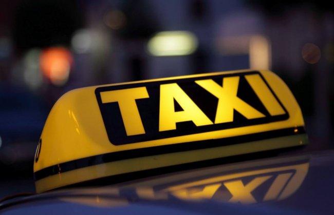 Безналичный расчет такси