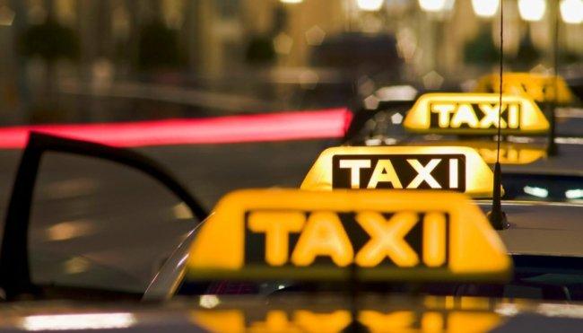 Безналичный расчет за услуги такси