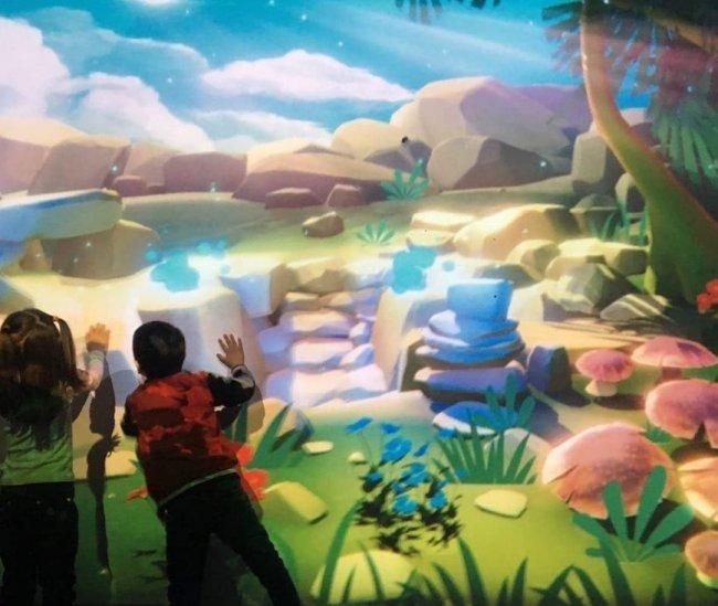 Интерактивный парк для детей организация