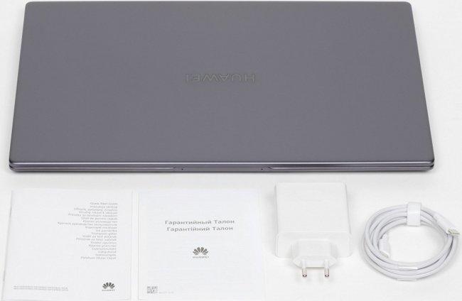 Huawei Matebook d15 – новое поколение универсальных ноутбуков от Хуавей